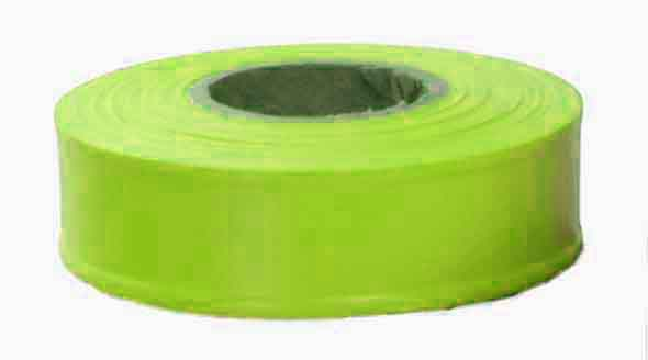 FLG TFLG - Lime Glo Color Flagging